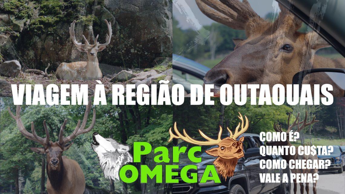 Viagem à Região de Outaouais Parc Omega